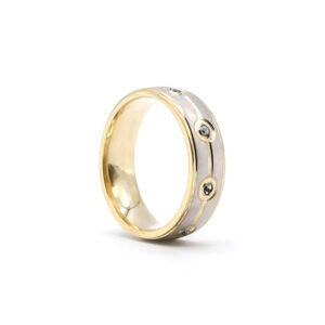 Sarı Altın Alyans 6 mm 3.30 gr.