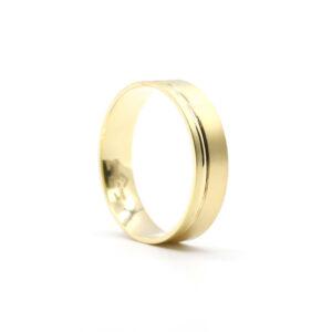 Sarı Altın alyans 5 mm 3.80 gr.