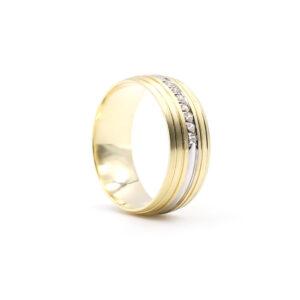 Sarı Altın Alyans 7mm 4,50gr