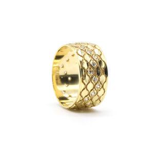 Sarı Altın Alyans 9 mm. 6 gr.